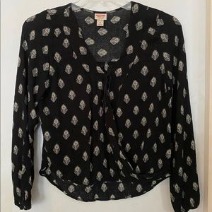M Mossimo Blouse